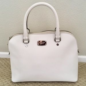 New MK white Cindy purse / handbag